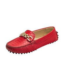 Load image into Gallery viewer, HEPBURN WOMENS MOCASSIN SHOES