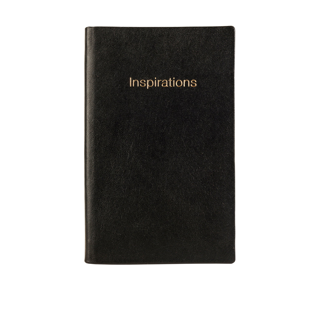 INSPIRATIONS NOTEBOOK