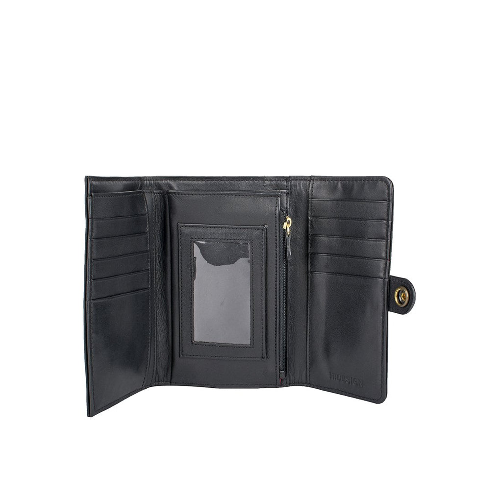 INTERCATO 10 TRI-FOLD WALLET