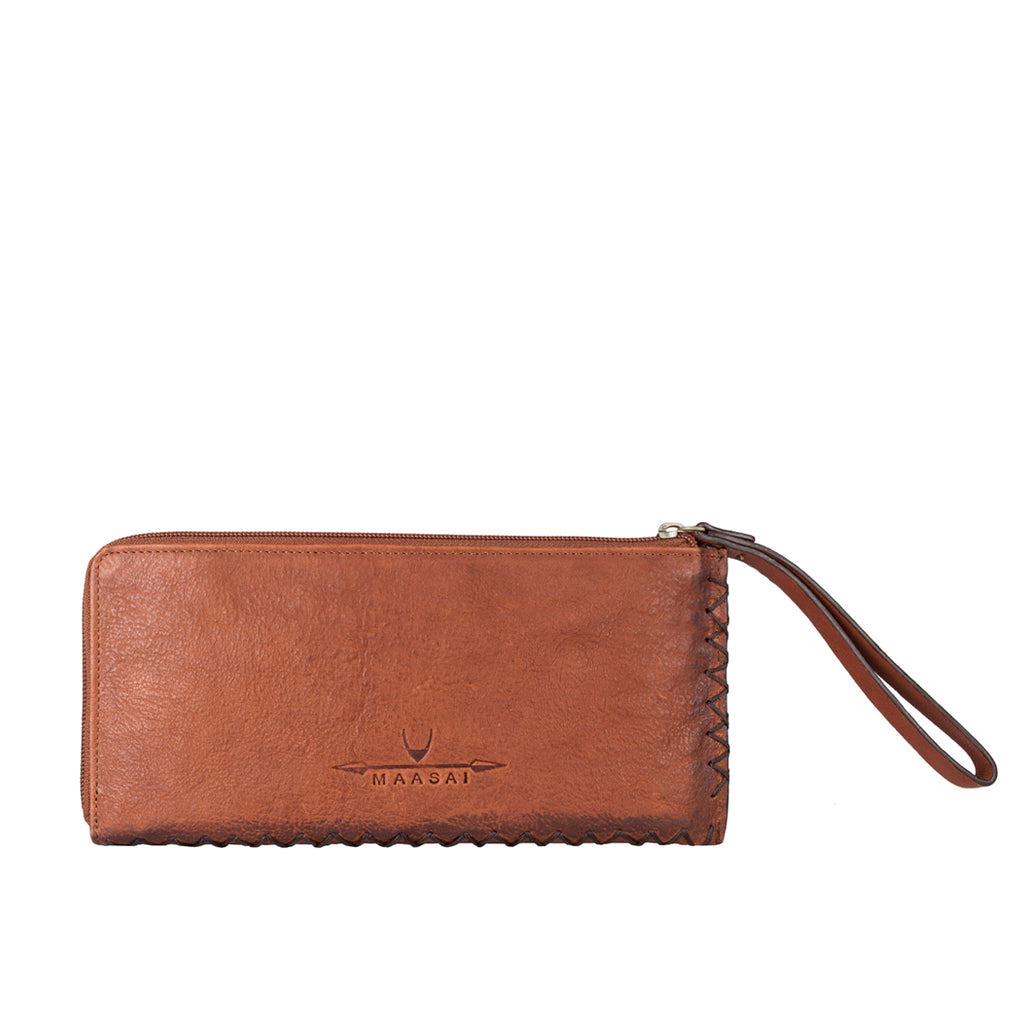 KIBOKO W1 L-ZIP AROUND WALLET
