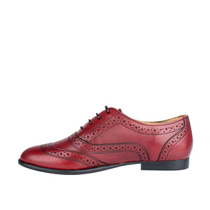 MEG WOMENS OXFORD SHOES