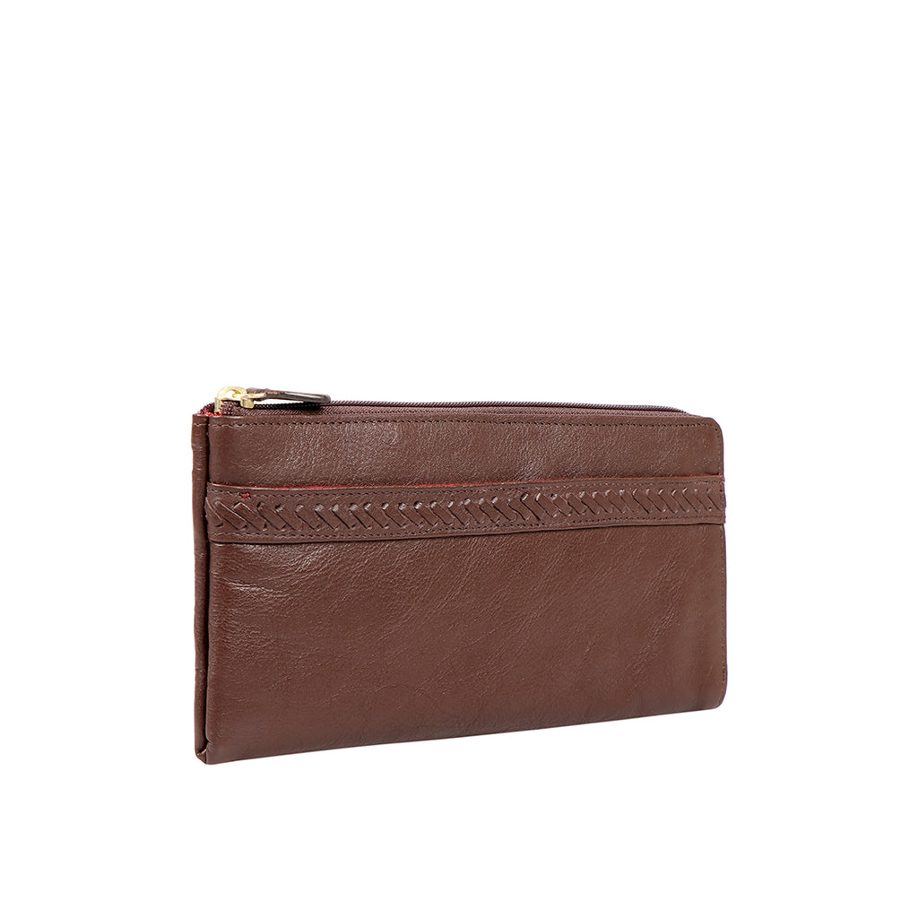 MINA W4 L-ZIP AROUND WALLET
