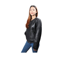 Load image into Gallery viewer, SANSA WOMENS MOTO JACKET