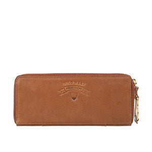 WILD ROSE W1 ZIP AROUND WALLET
