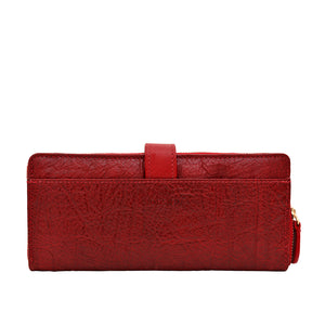 YANGTZE W2 ZIP AROUND WALLET