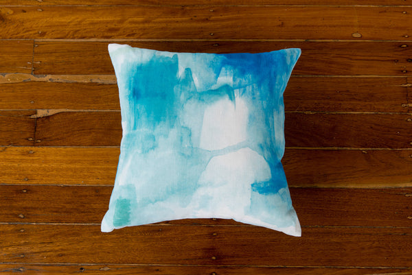 LOW TIDE LINEN CUSHION