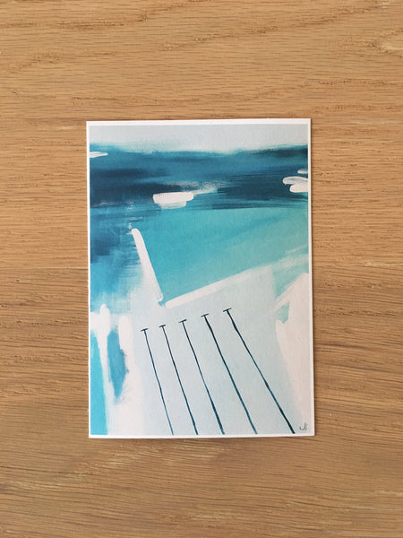 Icebergs Cards (Pack of 5)