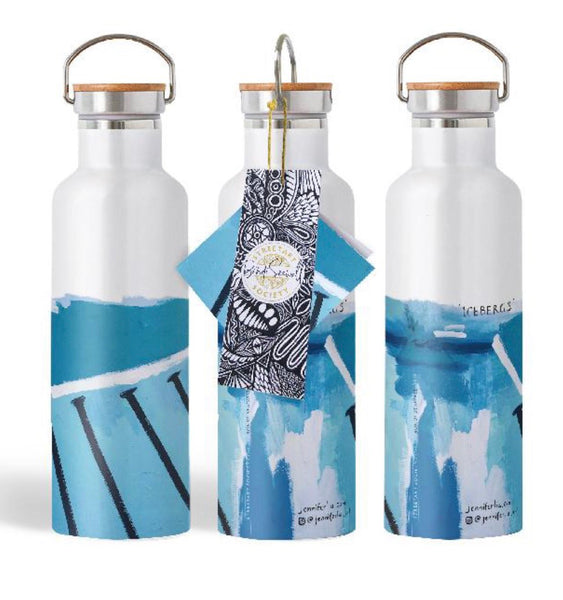 Icebergs Eco Water Bottle