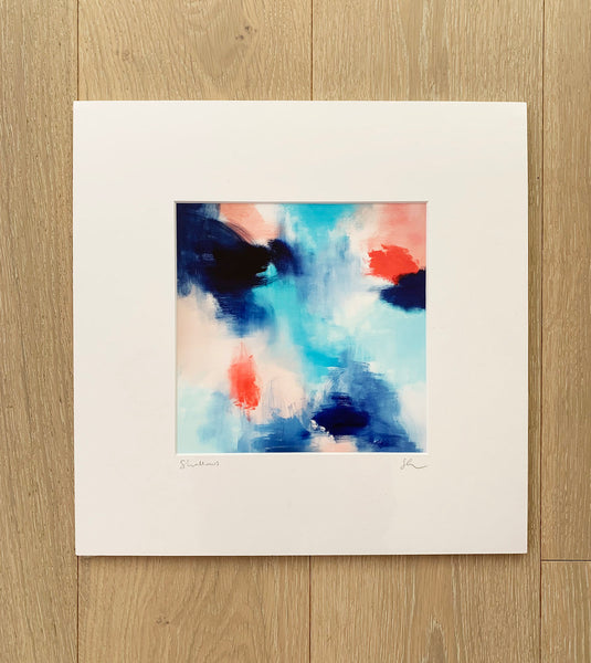 SHALLOWS PRINT - STUDIO SALE