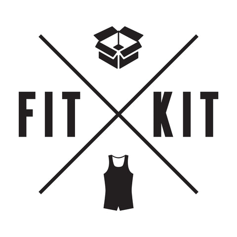 Junior Singlet Fit Kit