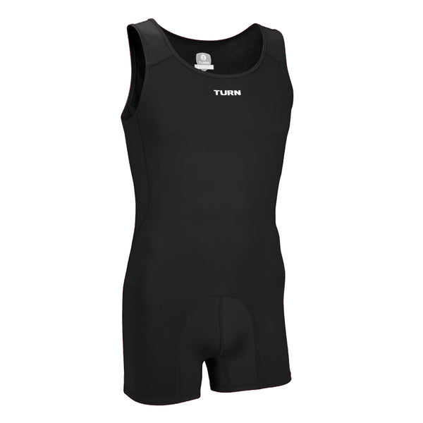 Senior Origins Singlet - Black