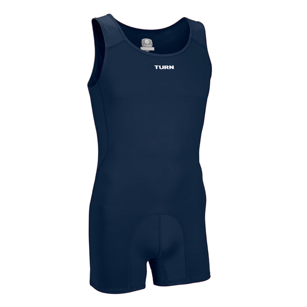 Senior Origins Singlet - Navy