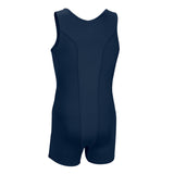Junior Origins Singlet - Navy
