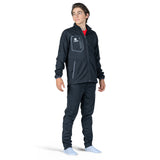 Junior Prospekt Warm-Up Jacket - Black
