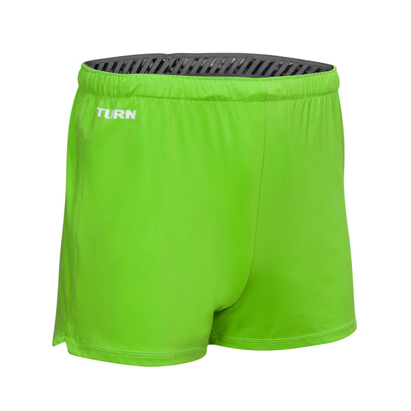 Junior Competition Shorts 2.0 - Electric Green