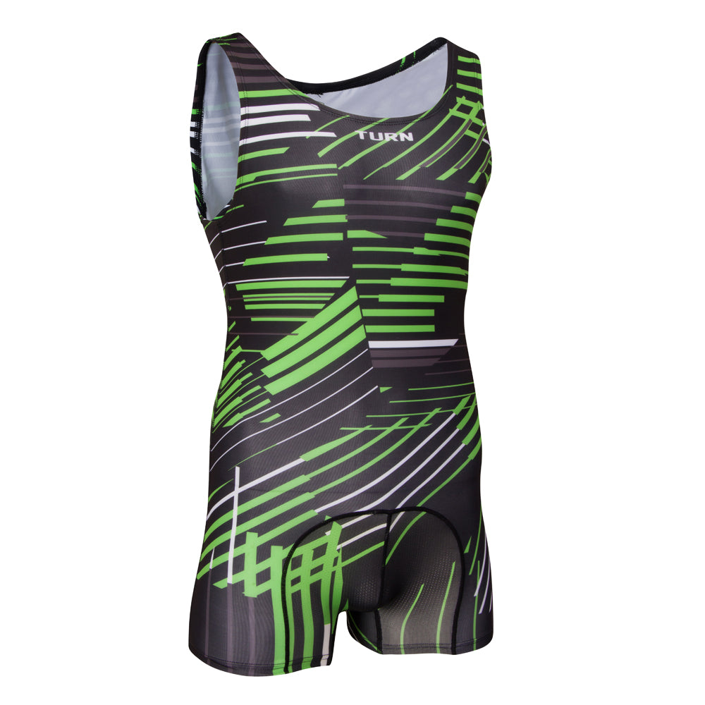 Junior Viper Singlet - Black