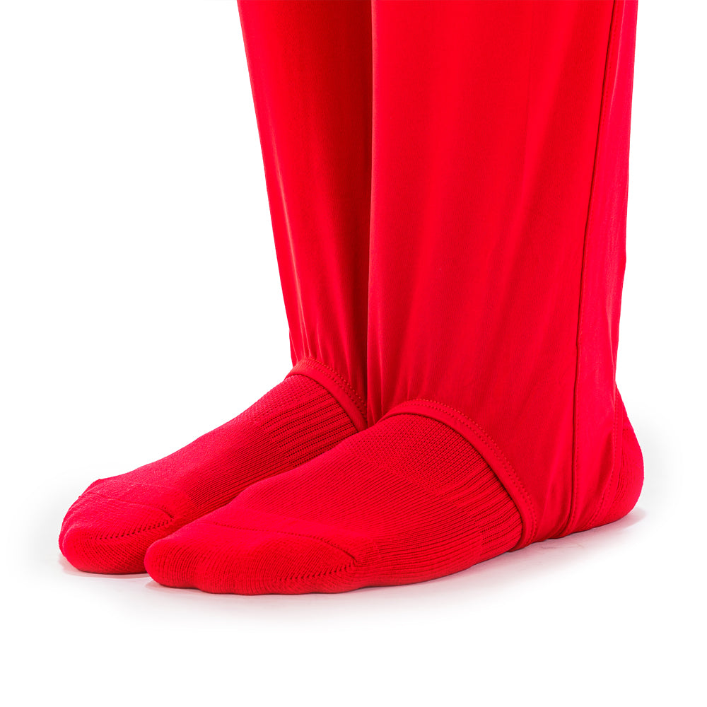Stoi Competition Socks (2 Pack) - Mars Red