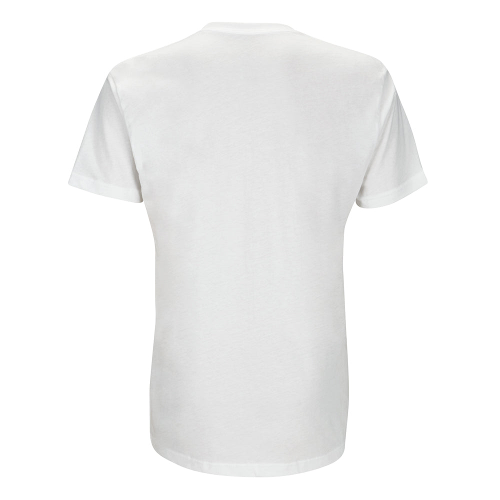 Senior Sumofix Tee - White