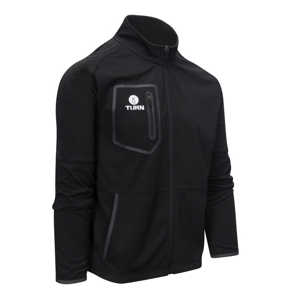 Senior Prospekt Warm-Up Jacket - Black