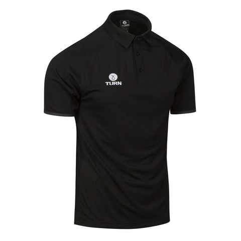 Senior Prospekt Polo Shirt - Black