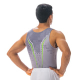 Senior Venom Singlet - Cool Grey