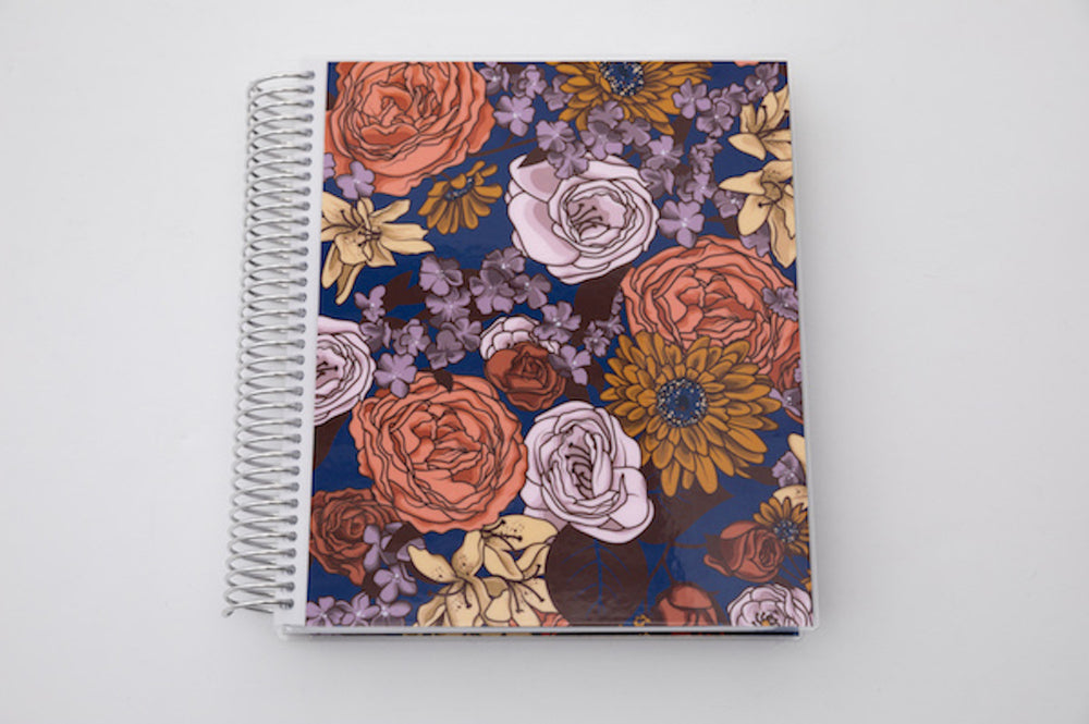 Secret Garden Undated Planner