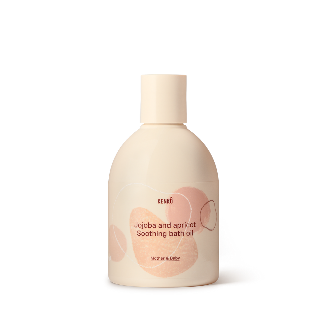 Soothing Bath Oil Mother & Baby