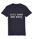 Pedal Threadz Cool Dads Ride Bikes T-Shirt