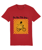 And On The 7th Day Pedal Threadz T-Shirt