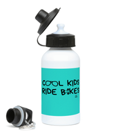Cool Kids Ride Bikes Pedal Threadz Drinks Bottle