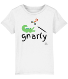 Pedal Threadz Gnarly Cycling T-Shirt Kids