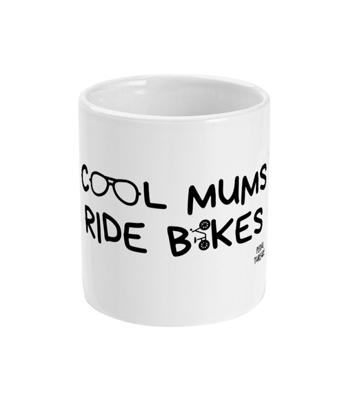 Cool Mums Ride Bikes Pedal Threadz Mug