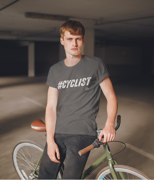 #cyclist pedal threadz t-shirts adults