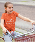 I Wheelie Love My Bike Pedal Threadz T-Shirts