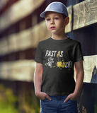 Fast As Muck Pedal Threadz Cycling Gift T-Shirts