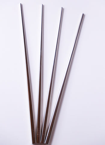 High-end stainless steel chopsticks - color
