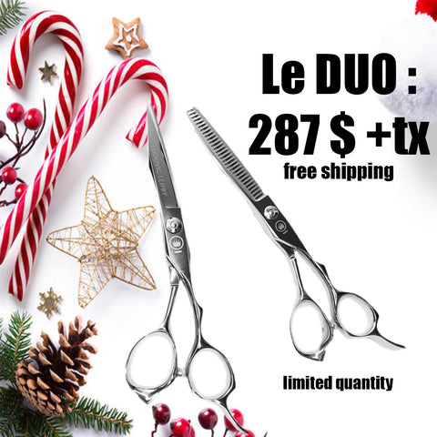 duo shears - design