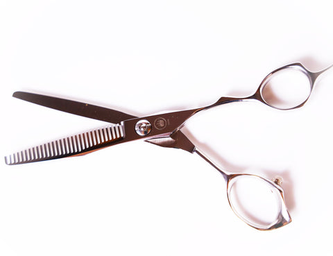 Ciseaux à amincir 5'75 / thinning shears - design