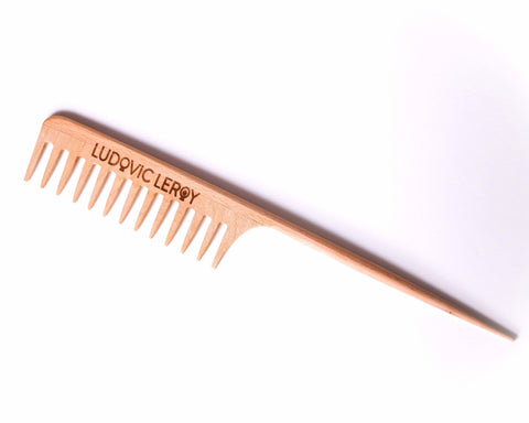 WOOD COMB - finishing
