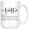 Funtie Definition Mug