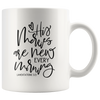 His Mercies Are New Every Morning Lamentations 3:23 Mug