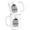 Difficult Roads Often Lead To Beautiful Destinations Mug