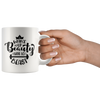 Wake Up Beauty Time To Beast Mug