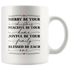 Merry Be Your Christmas Mug
