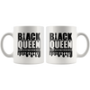 Black Queen The Most Important Piece In The Game Mug