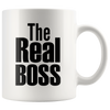 The Real Boss Mug