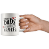 The Best Dads Get Promoted To Grandpa Mug