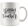 Blessed Teacher Mug