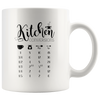 Kitchen Conversion Mug