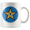 Hollywood Movie Star Circle Mug
